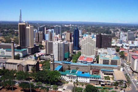 Nairobi is Kenya's largest city