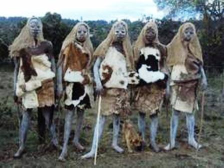 Traditional Customs of the Kalenjin: