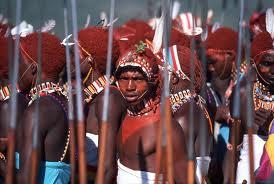 Oropom warriors
