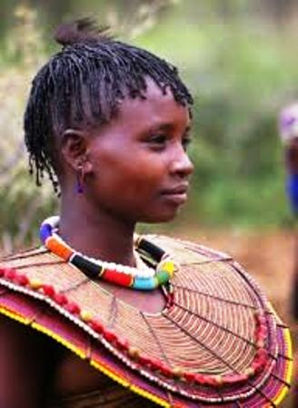 The Pokot Bride