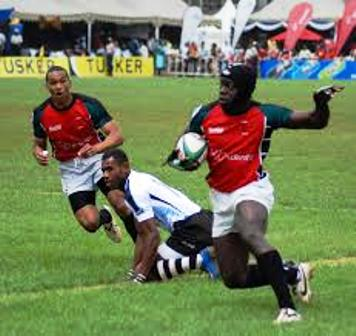 Safari Sevens Rugby Tournament