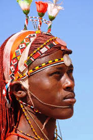 the samburu people of Samburu National Reserve