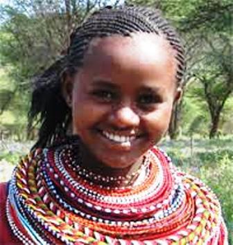 The Samburu share many customs with the Maasai