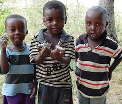 The Segeju Children in Kenya