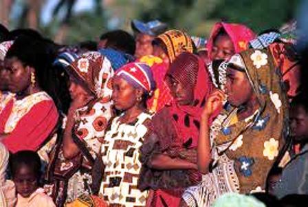 CLOTHING OF SWAHILI PEOPLE
