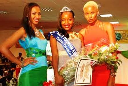 Miss tourism taveta /taita land kenya