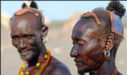 the turkana People