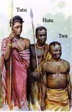 FOLKLORE OF THE TUTSI PEOPLE