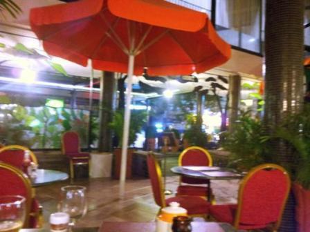 Andrieta Beach Hotel in Entebbe Town of Uganda