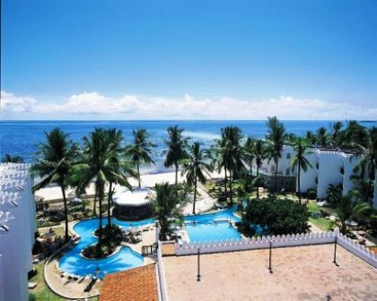 Mombasa Bamburi Beach Hotels