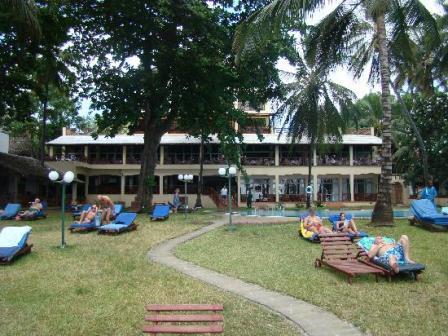 Banana House and Wellness Centre in Lamu Kenya