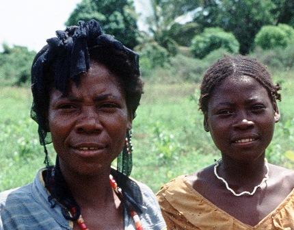 Bantu People of Kenya