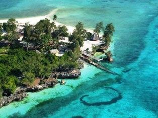 Bawe Tropical Island hotel in Zanzibar