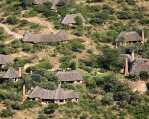 Borana Lodge in kenya rift valley