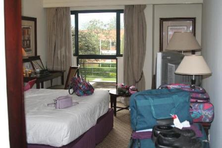 Churchill Courts Hotel in Gulu Town in Uganda