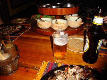 Corner Bistro bar and restaurant Nairobi