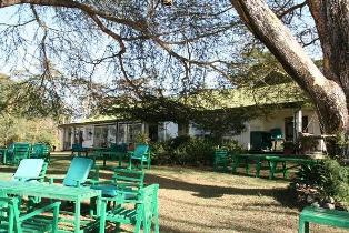 Elsamere House in Naivasha Kenya