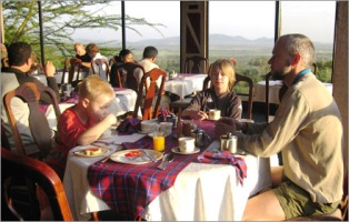 family safaris to kenya