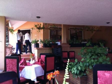 Galileo's Bar and restaurant