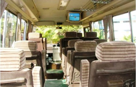 Travel To Kenya By Bus
