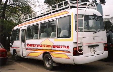Travel To Kenya By Car