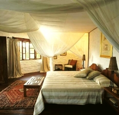 Grumeti River Camp in Serengeti Tanzania