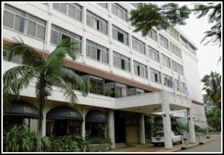 Imperial hotel kisumu in western kenya for Hotels in kisumu with swimming pools