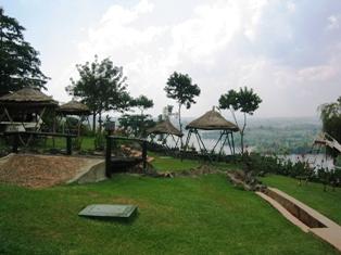 Jinja Nile Resort  on the Banks of River Nile in Jinja Town Uganda for Cheap