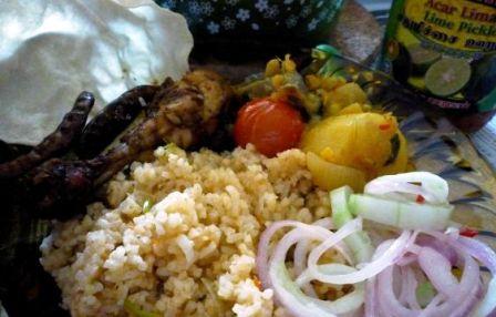 How to Make Kenya biriani recipe