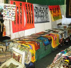 CRAFTS AND HOBBIES OF THE KIKUYU PEOPLE OF KENYA