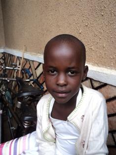 my daughter genevive at diani coast mombasa