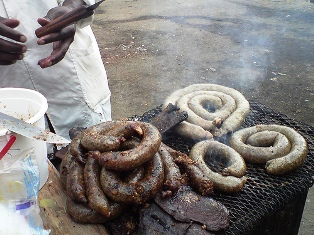 How to Prepare Kenya Mutura and Mahu Recipe
