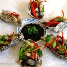 Kenya oysters Mombasa recipe