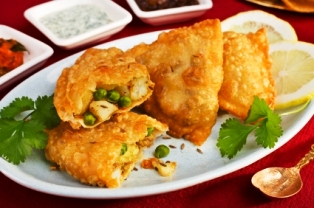 Learn how to make Kenya Vegetable Samosa Recipe