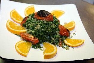 Kenyan-Style Collard Greens with Lemon
