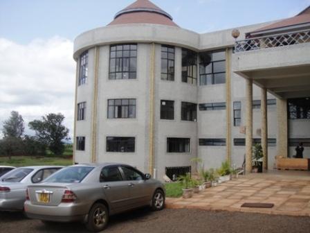 Kimathi University College of Technology