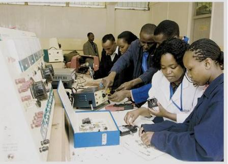 Kinyanjui Technical Training Institute Kenya