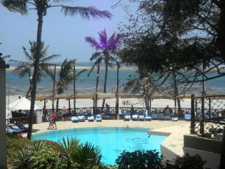 Kizingo Hotel in Lamu Island Kenya