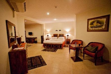 accommodation at Lake Manyara Hotel on Lake Manyara National Park