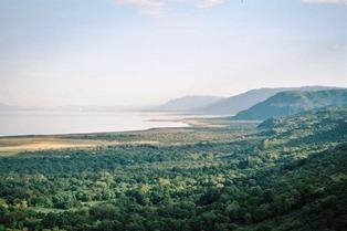 Lake Manyara.