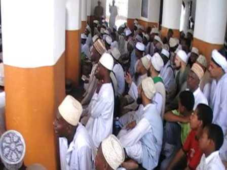 Religion of the Duruma People of Kenya