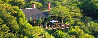 Loisaba Lodge  in Kenya Rift Valley