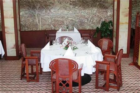 Mandhari Restaurant Nairobi Kenya