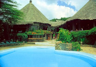 Mara Sopa Lodge.
