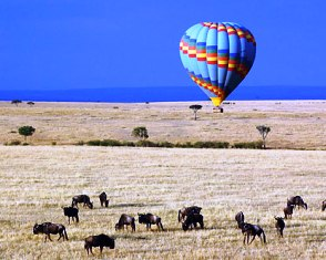 masai mara balloon safaris