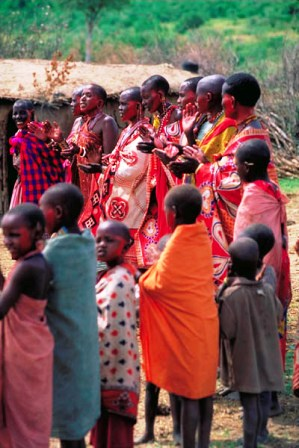 Masai People of Kenya and their Culture