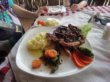 Mombasa Il Covo restaurant