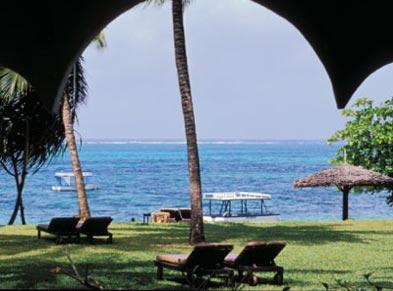 Mombasa north coast beach