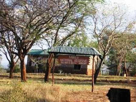 headquarters in Mwea National Reserve