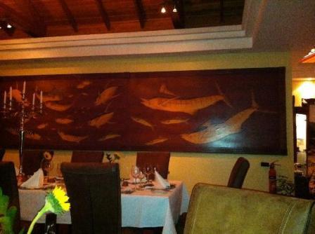 Nairobi Open House Restaurant